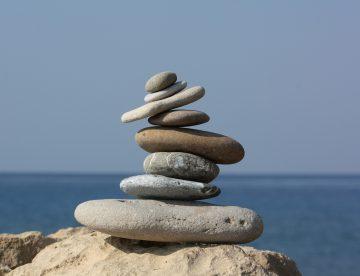 kamni v ravnovesju